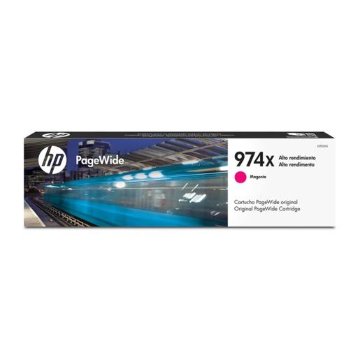 HP 974xl Magenta Original PageWide Cartridge